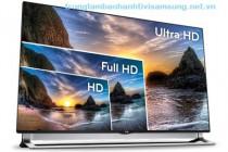 Tivi có độ phân giải HD, Full HD, màn hình 4K là gì?