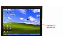 Khắc phục tivi Samsung có vết đen to trên màn hình