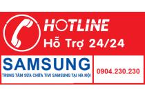 Số điện thoại bảo hành tivi Samsung