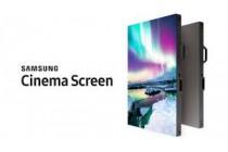 Samsung dùng siêu phẩm LED Cinema 4K thay thế máy chiếu rạp chiếu phim
