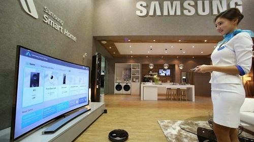 kiểm tra thời hạn sử dụng TV SAMSUNG