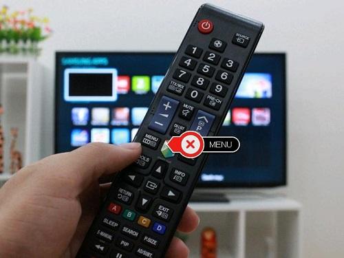 tự kết nối mạng smart TV Samsung