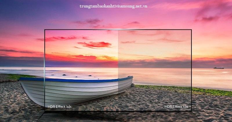 Những công nghệ hình ảnh nổi bật trên tivi Samsung