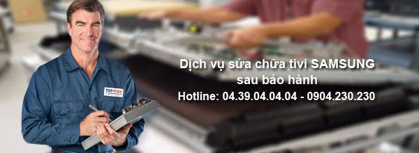 trung tâm bảo hành tivi Samsung tại Hà Nội uy tín