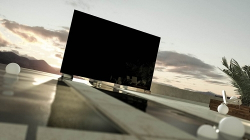 TV giá khủng nhất thế giới- 1,6 triệu usd
